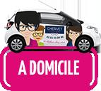 Logo à Domicile